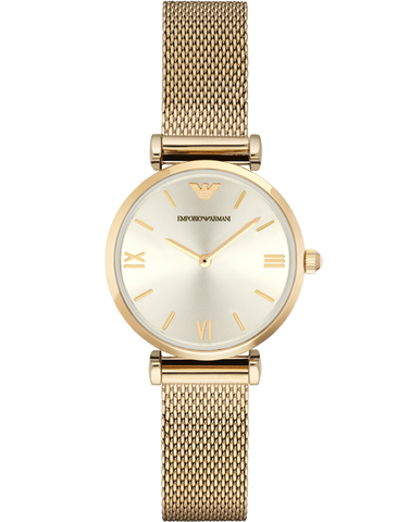 Emporio Armani - Gianni T-Bar Watch - AR1957