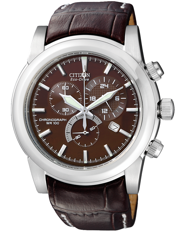 Salera's Citizen - Eco-Drive Chronograph - AT0550-11X