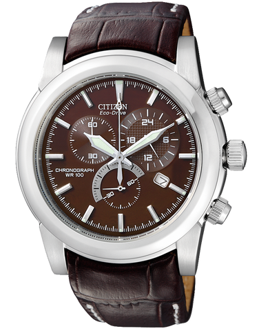 Citizen - Eco-Drive Chronograph - AT0550-11X - 709361