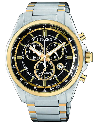 Citizen - Eco-Drive Chronograph - AT2134-82E