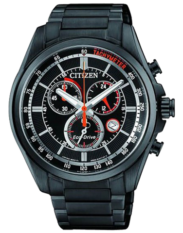 Citizen - Eco-Drive Chronograph - AT2136-87E