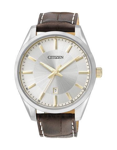 Citizen - Men's Stainless Steel Quartz Casual Watch - BI1038-01A