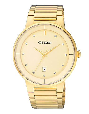 Citizen - Quartz Watch - BI5012-53P - 763897