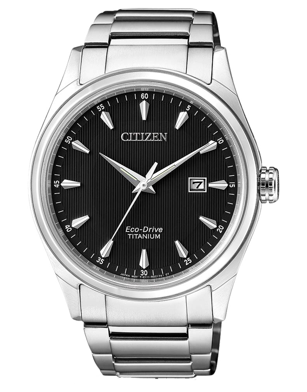 Citizen - Eco-Drive Super Titanium Watch - BM7360-82E - 767389