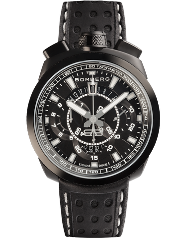 Bomberg Bolt-68 - Quartz Chronograph - BS45CHPBA.014.3