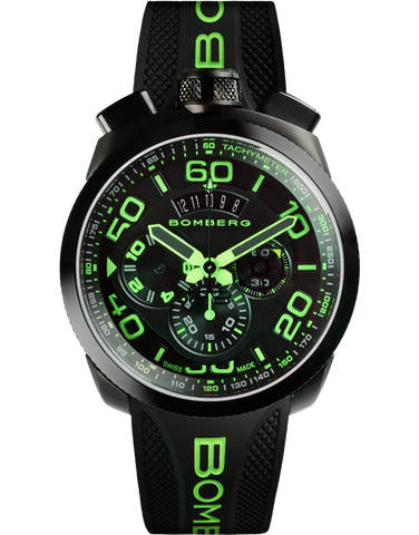 Bomberg Bolt-68 - Quartz Chronograph - BS45CHPBA.028.3