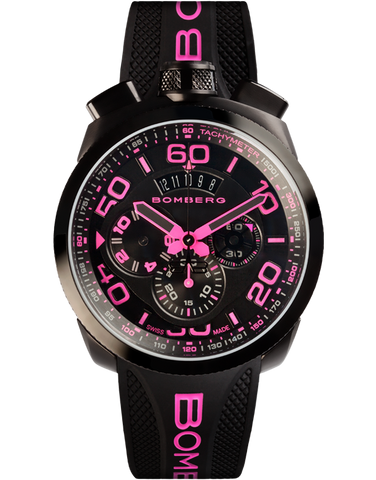 Bomberg Bolt-68 - Quartz Chronograph - BS45CHPBA.031.3