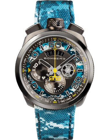 Bomberg Bolt-68 - Quartz Chronograph - BS45CHPGM.035.3