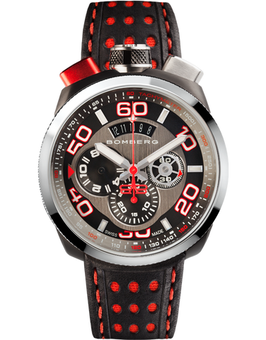 Bomberg Bolt-68 - Quartz Chronograph - BS45CHSP.011.3