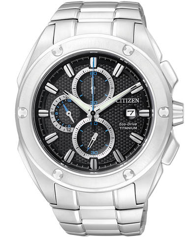 Citizen - Eco-Drive Chronograph - CA021-51E