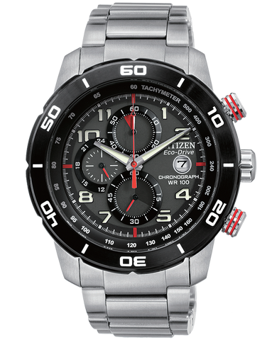 Citizen - Eco-Drive Chronograph - CA0468-51E