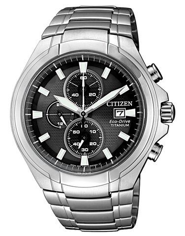 Citizen - Eco-Drive Chronograph - CA0700-86E - 768441
