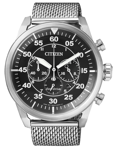 Citizen - Eco-Drive Chronograph - CA4210-59E