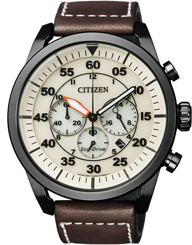 Citizen - Eco-Drive Chronograph - CA4215-04W