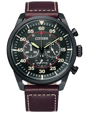 Citizen - Men's Military Watch - CA4218-14E - 781536
