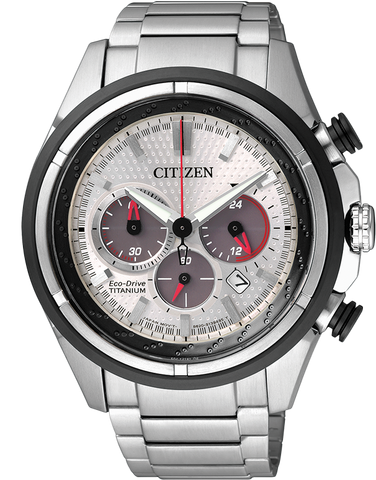 Citizen - Eco-Drive Chronograph - CA4240-58A
