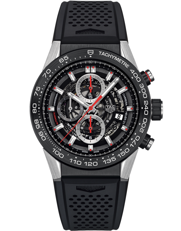 TAG Heuer Carrera Calibre Heuer 01 - CAR2A1Z.FT6044 - Salera's Melbourne, Victoria and Brisbane, Queensland Australia