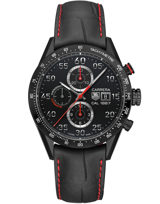 TAG Heuer Carrera Calibre 1887 - CAR2A80.FC6237 - Salera's Melbourne, Victoria and Brisbane, Queensland Australia