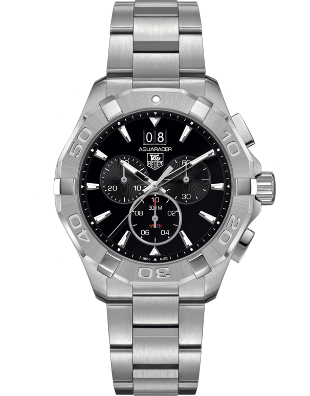 TAG Heuer Aquaracer Quartz Chronograph - CAY1110.BA0927 - Salera's Melbourne, Victoria and Brisbane, Queensland Australia