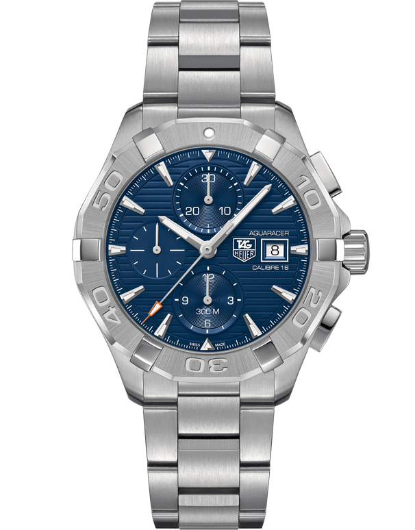 TAG Heuer Aquaracer Men's Calibre 16 - CAY2112.BA0927 - Salera's Melbourne, Victoria and Brisbane, Queensland Australia