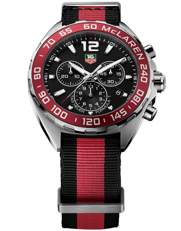 TAG Heuer Formula 1 McLaren Limited Edition Chronograph - CAZ1112.FC8188 - Salera's Melbourne, Victoria and Brisbane, Queensland Australia