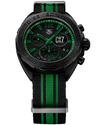 TAG Heuer Formula 1 CR7 Limited Edition Chronograph - CAZ1113.FC8189