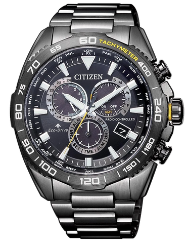 Citizen - Eco-Drive Promaster Land Watch - CB5037-84E - 771433