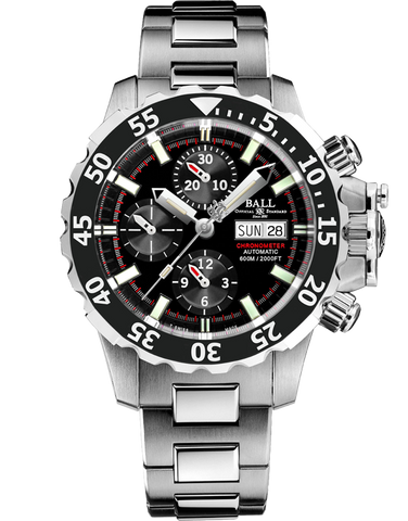 Ball Engineer Hydrocarbon Nedu Chronograph - DC3026A-SC-BK