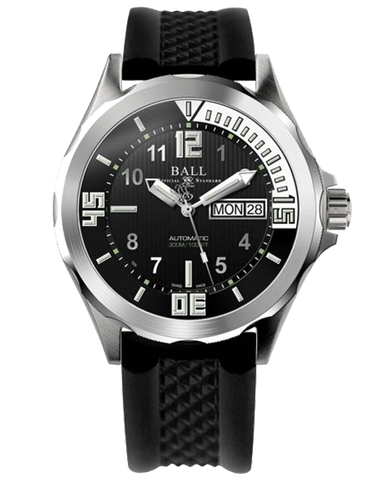 BALL Engineer Master II Diver Men Watch - DM3020A-PAJ-BK - 759160