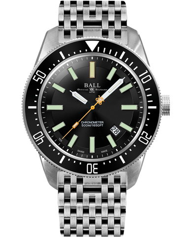 Ball Engineer Master II Skindiver II Watch - DM3108A-SCJ-BK