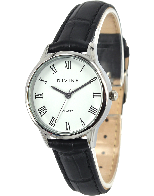 Divine - Ladies Leather Strap Watch - DW1101-1