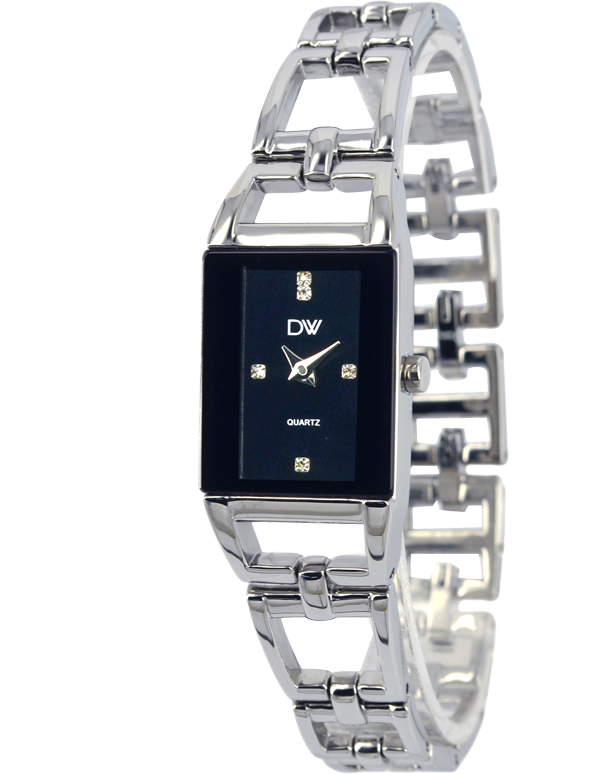 Divine - Ladies Steel Crystal Set Watch - DW2083-4