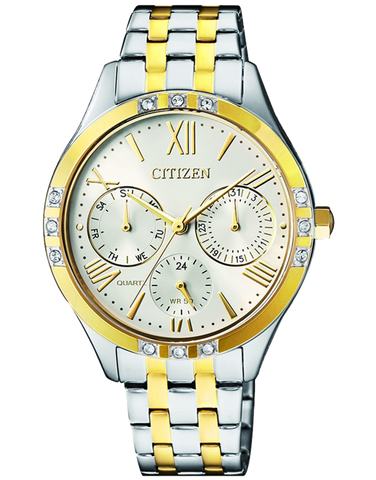 Citizen - Quartz Watch - ED8174-55A