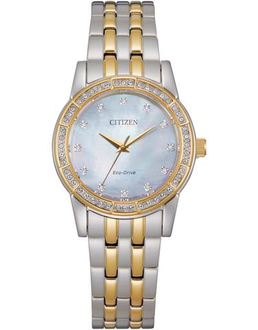 Citizen - Eco-Drive Crystal Watch - EM0774-51D - 781544