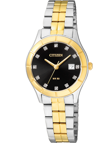 Citizen - Quartz Watch - EU6044-51E