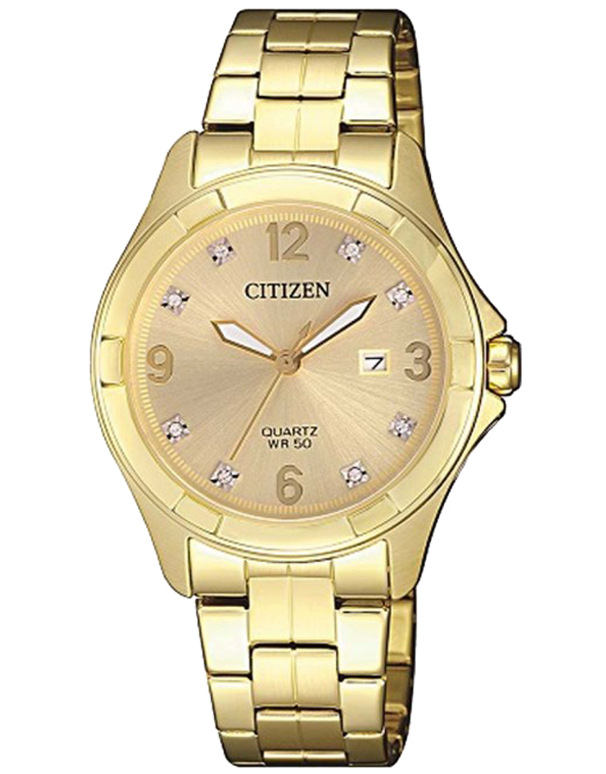 Citizen - Quartz Watch - EU6082-52P - 767401