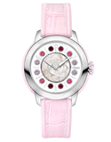 Fendi IShine - Watch with rotating gemstones on the dial - F132024571T01