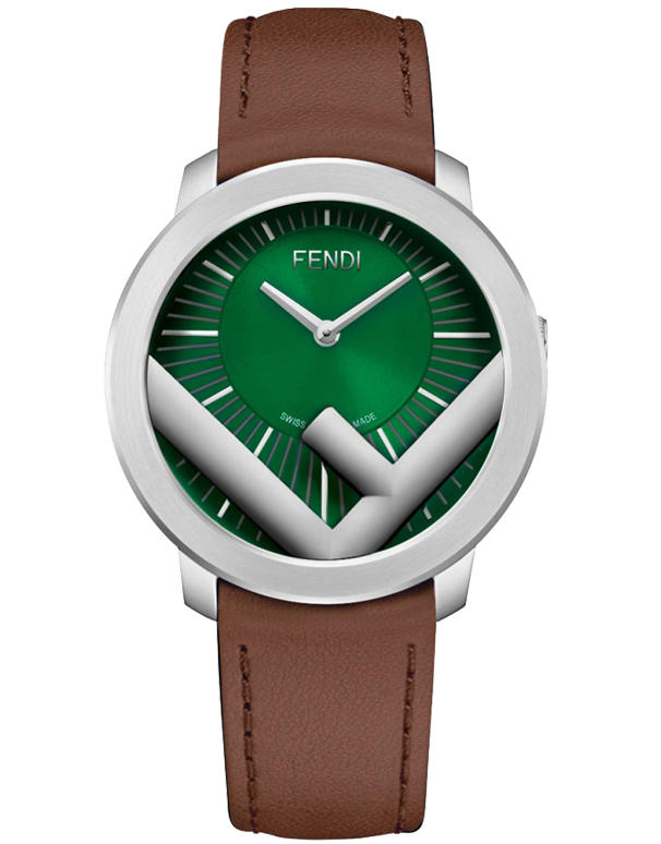 Fendi Run Away Watch with F is Fendi logo - F710018021 - 769760