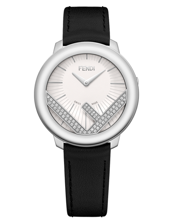 Fendi Run Away Watch with F is Fendi logo - F710034011C0