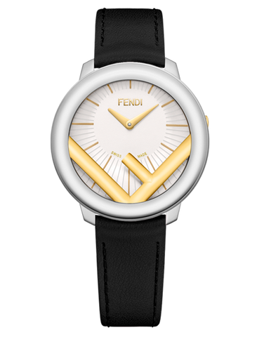 Fendi Run Away Watch with F is Fendi logo - F710134011