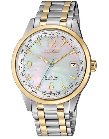 Citizen - Eco-Drive Watch - FC8008-88D - 771505