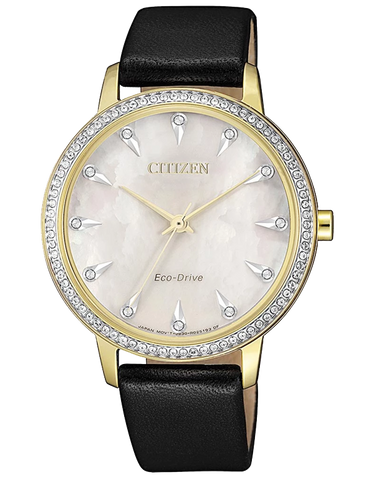 Citizen - ladies' Dress Watch - FE7042-07D - 771507