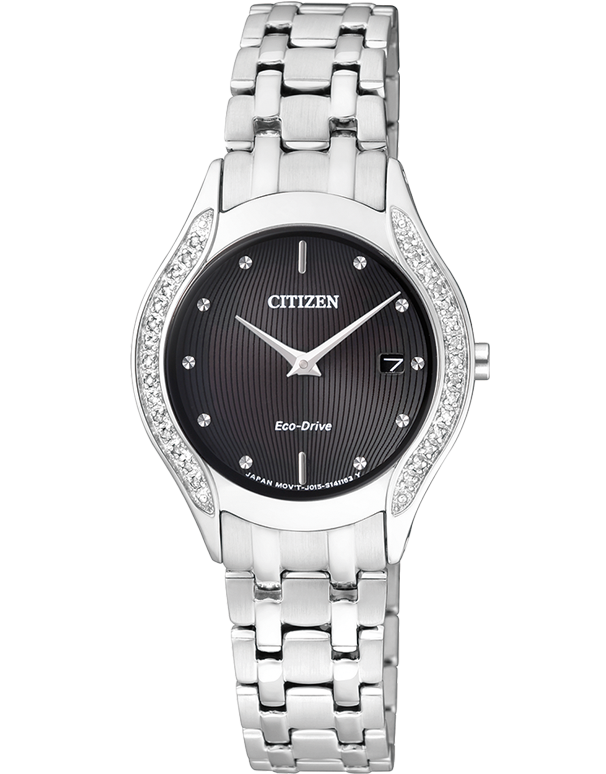 Citizen Watch - Ladies Eco-Drive Watch - GA1060-57E - Salera's Melbourne, Victoria and Brisbane, Queensland Australia