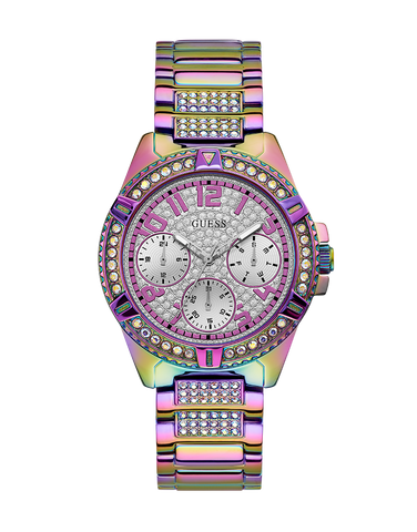 Guess - Ladies Frontier Iridescent Watch - GW0044L1 - 781406