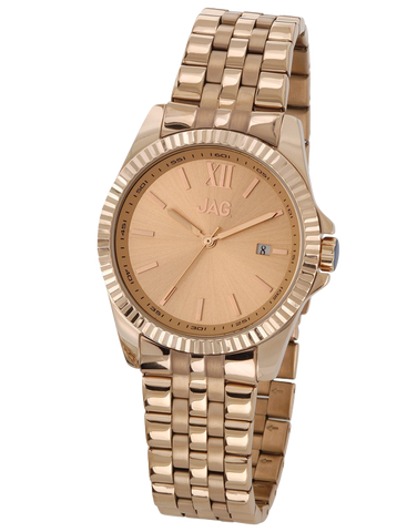 JAG - Layla Rose Gold Tone Watch - J1762A