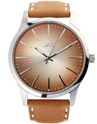 JAG - Hunter Stainless Steel Watch - J1812 - 758156