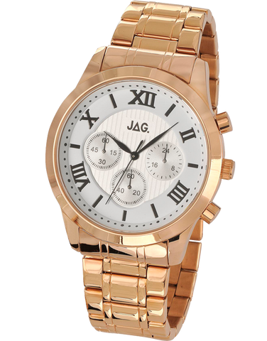 JAG - Estelle Rose Gold Chronograph - J1840A