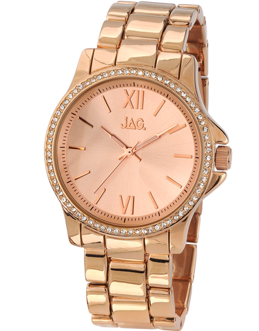 JAG - Angelina Rose Gold Watch - J1880A