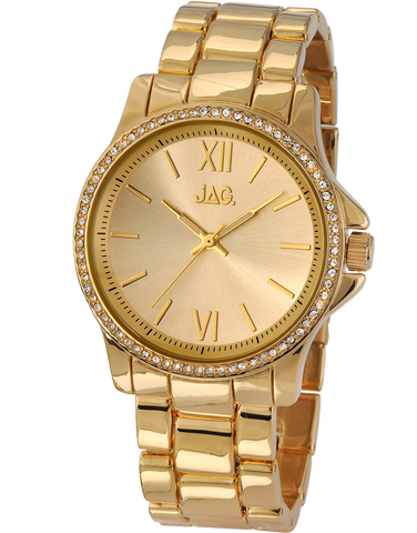 JAG - Angelina Yellow Gold Watch - J1881A