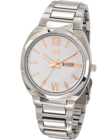 JAG - Jacob Stainless Steel Watch - J1909A